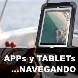 App´s y Tablets para navegantes