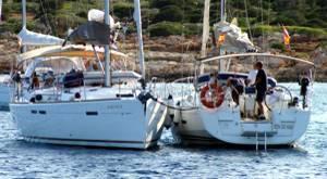 Chárter en Baleares CF