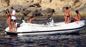 Chárter en Ibiza