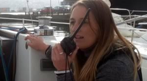 Radio náutica VHF