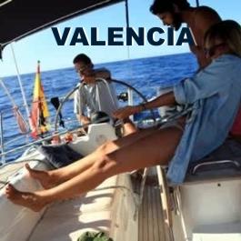 Fin de semana navegando