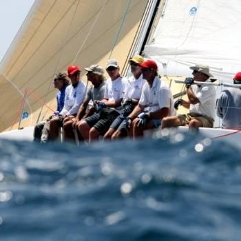 Participar en regata