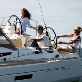 Charter de velero