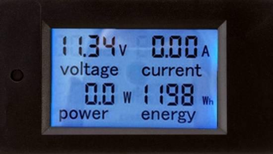 Controlador de Energía
