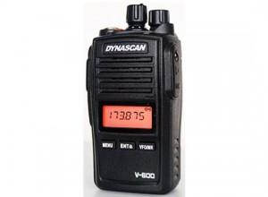 VHF Portátil Dynascan V600