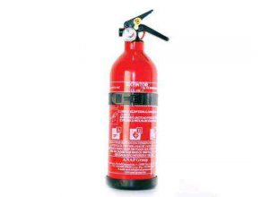 Extintor 2 kg