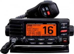 VHF Fija GX 1600E