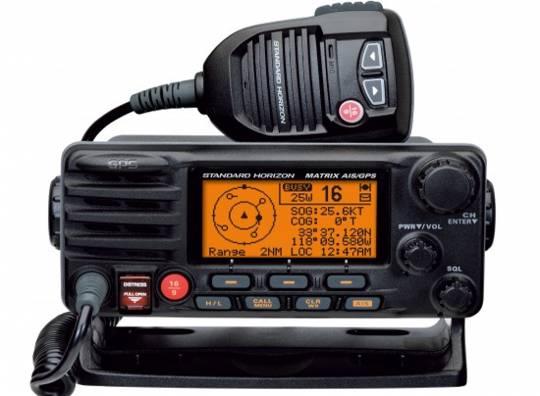 VHF Fija GX 2200E