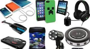 Gadgets electrónicos
