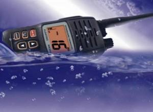 VHF Portátil HX 210E