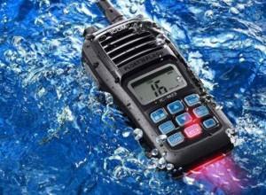 VHF Portátil IC M23