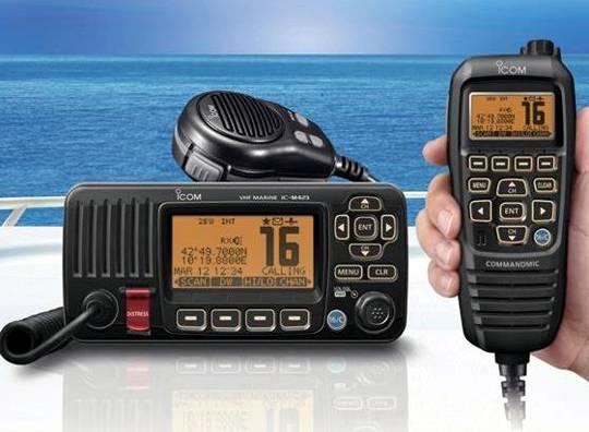 VHF Fija IC M423 G