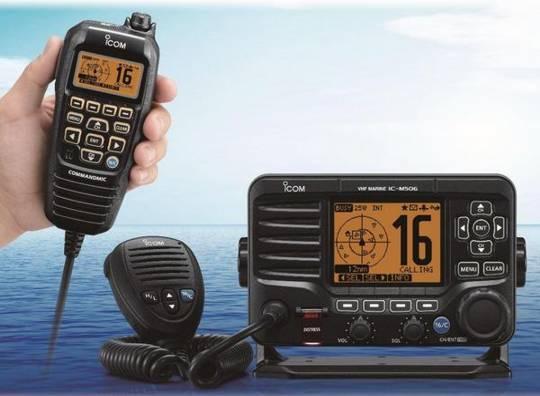 VHF Fija IC M506 EuroAIS ICOM