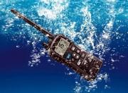 VHF Portátil IC M73 EURO PLUS