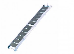 Pasarelas Fijas en Aluminio