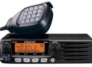 VHF Fija TM 281E