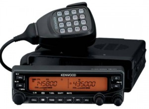 VHF Fija TM V71E