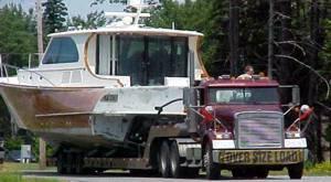 Transporte de barcos SCF