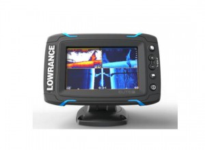 Lowrance Elite 5 TotalScan