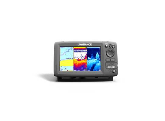 Lowrance Hook 7 DownScan