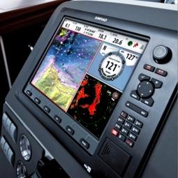 GPS/Chart Plotters