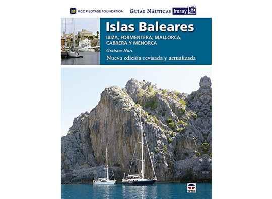 Guia Imray Islas Baleares