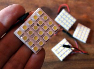Bombillas Led Array