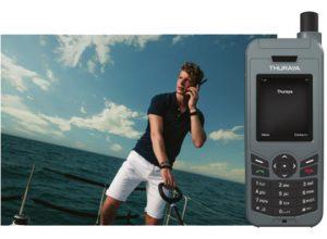Thuraya Teléfono Satelital