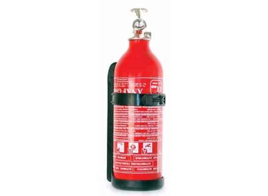 Extintor Polvo